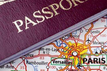 Купить справку для визы во Францию в Москве